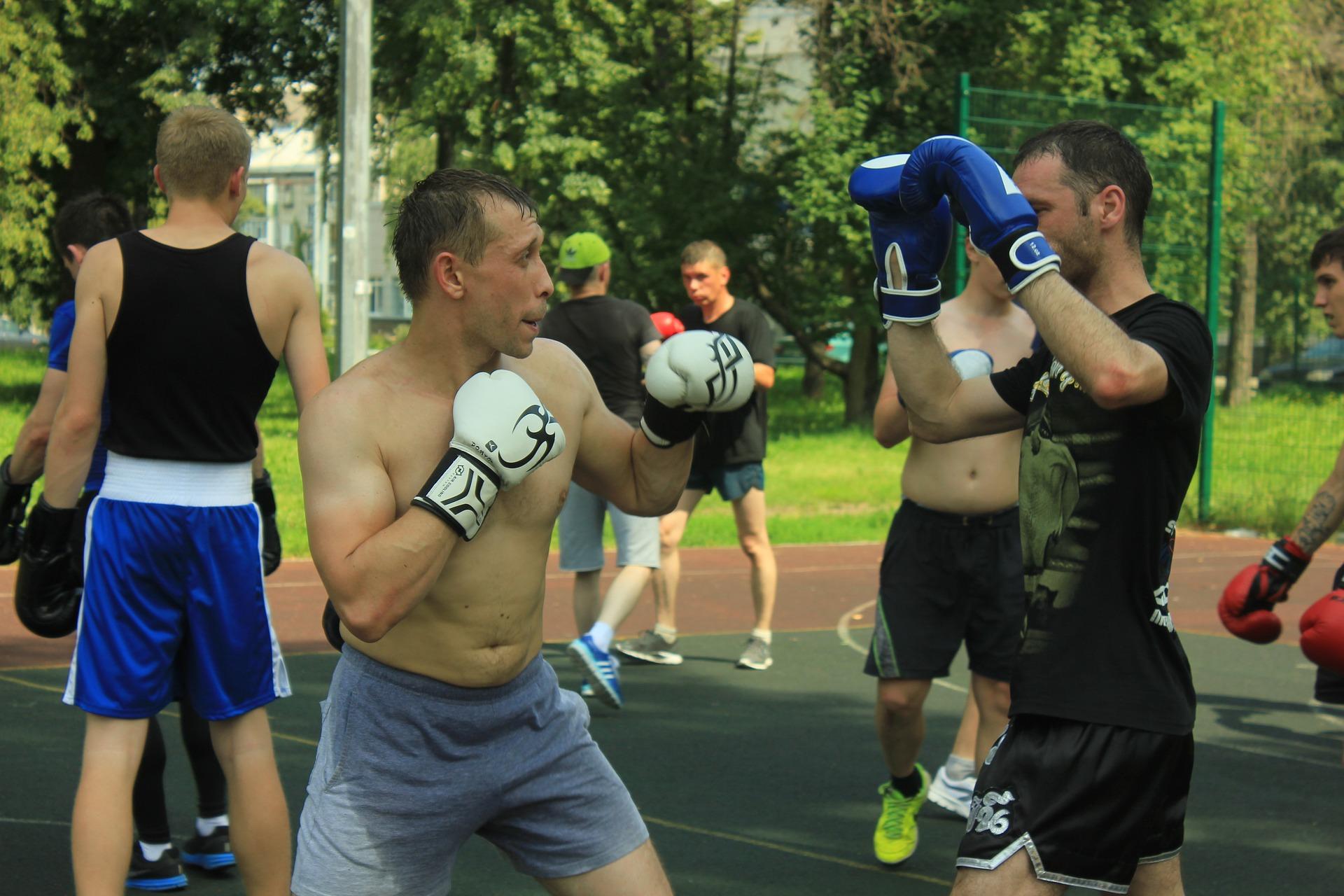 allenamenti boxe principianti